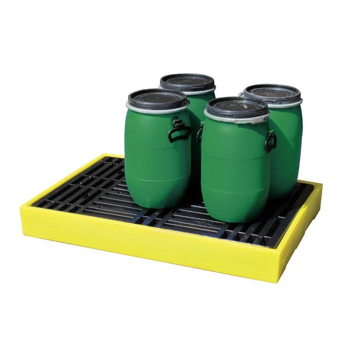 Bund Flooring with 130 ltr sump – BCBF2