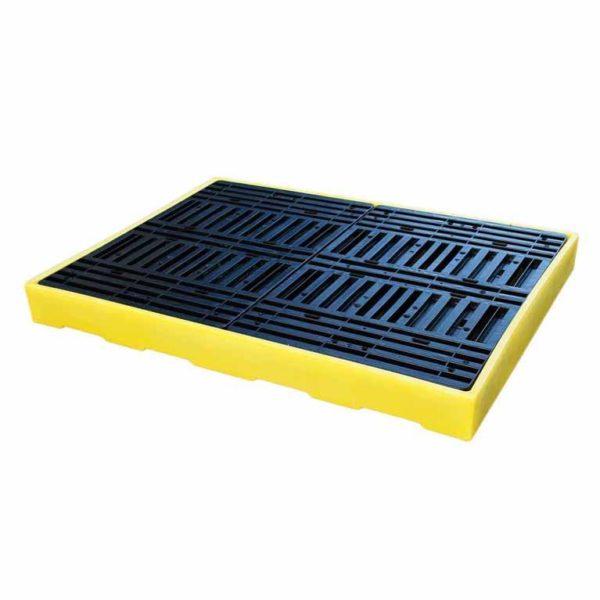Bund Flooring with 300 ltr sump - BCBF4